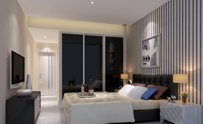 红树林卧室装修效果图