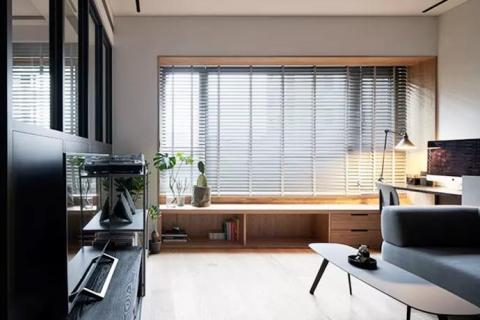 家装飘窗可以怎样设计