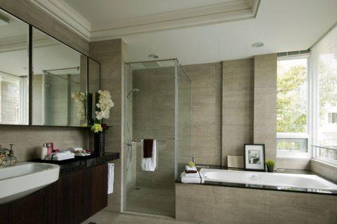 卫生间应该怎样设计?