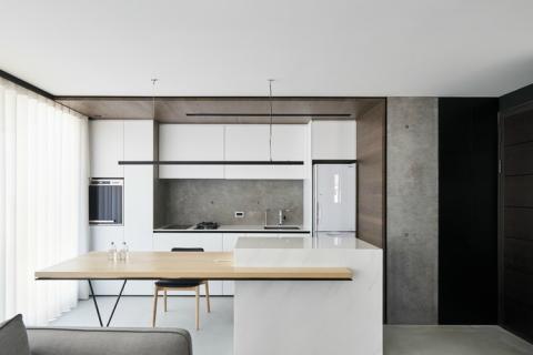 厨房装修篇:开放式厨房的优点