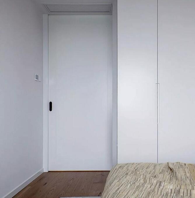 衣柜门有拉手好还是无拉手好,没拉手那怎么开衣柜?