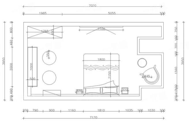 """0平loft公寓北歐混搭設計"""""""